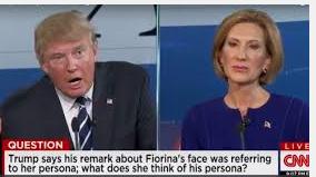 Trump-Fiorina